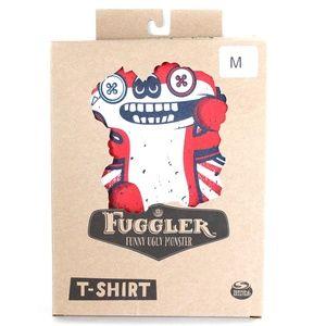 Fuggler Funny Ugly Monster Men's T-Shirt NWT/NIB